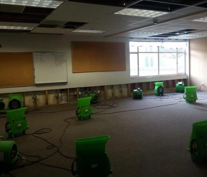 SERVPRO of South/West Seattle is the best choice for any commercial water damage restoration