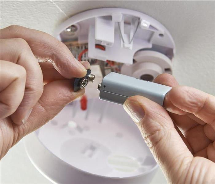 Fire Damage Three Types of Smoke Alarms and How to Maintain Them